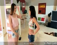 Dillion Harper And Jillian Janson Lesbosex While Being Filmed - scene 2