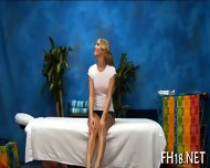 Creampie Delight With Hot Nubile - scene 3