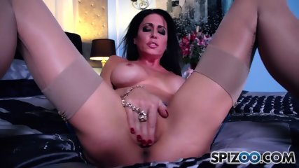 Jessica Jaymes Playing With Pussy And Anal - scene 9
