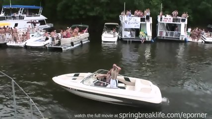 Party Time On The Lake - scene 8