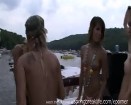 Hot Naked Party Girls - scene 9