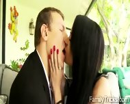 Horny Perv Has An Affair With His Gorgeous Stepdaughter - scene 6