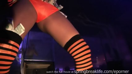 Girls Go Wild On Halloween - scene 9
