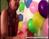Blowjob For Amateurs In Party Game Group Sex - scene 11