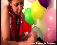 Blowjob For Amateurs In Party Game Group Sex - scene 12