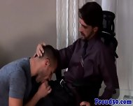 Mature Cock Hungry Stud Fucked To Climax - scene 2