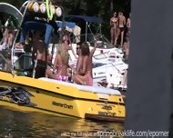 On The Move At Party Cove - scene 7