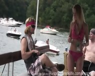 Getting Naked On The Water - scene 4