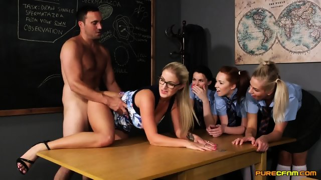 Candi Blows Chloe Vegas Georgie Lyall Tasha Holz Sex