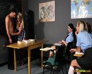 Candi Blows Chloe Vegas Georgie Lyall Tasha Holz Sex - scene 3