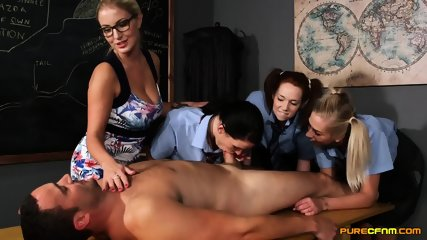 Candi Blows Chloe Vegas Georgie Lyall Tasha Holz Sex - scene 6
