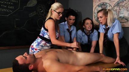 Candi Blows Chloe Vegas Georgie Lyall Tasha Holz Sex - scene 7