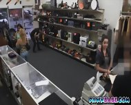 Another Desperate College Girl In The Pawnshop Needs Money - scene 2