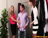 Adele Cherry Gives Rough Handjob