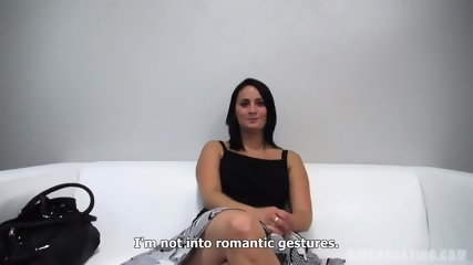 European Amateur Gets Fucked At The Casting - scene 5