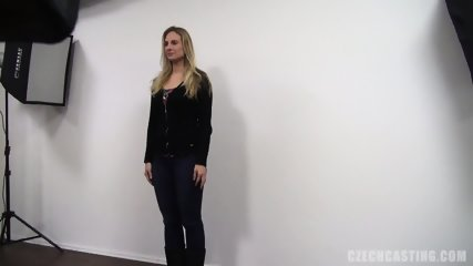 Amazing Pussy Of Amateur Blonde Pavla - scene 6