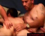 Amateur Straight Bear Anal Playing - scene 5