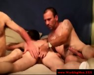 Amateur Straight Bear Anal Playing - scene 7