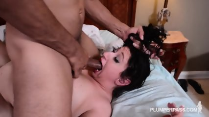 Cum On Big Ass Of Fat Nurse - scene 8