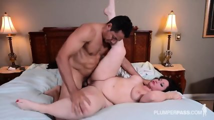 Cum On Big Ass Of Fat Nurse - scene 9