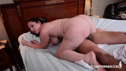 Cum On Big Ass Of Fat Nurse - scene 6