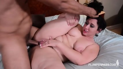 Cum On Big Ass Of Fat Nurse