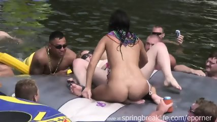 Party On The Lake - scene 8