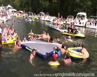 Party On The Lake - scene 3