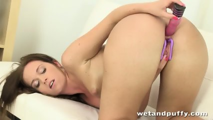 Dildo In Her Juicy Vagina - scene 8