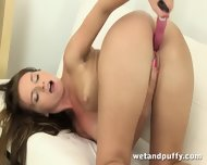 Dildo In Her Juicy Vagina - scene 11