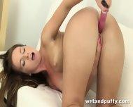 Dildo In Her Juicy Vagina - scene 11