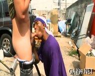 Wild Interracial Gay Sex - scene 6