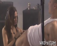 Man Kisses Sexual Girlie - scene 3