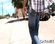 Cock For Gay Black Butt - scene 2