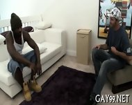 Great Gay Interracial Fun - scene 11