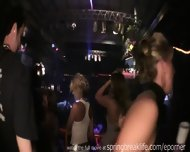 Club Girls Getting Down - scene 3