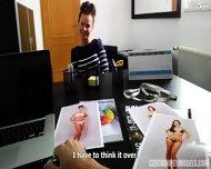 Kinky Model Takes Dick - scene 8