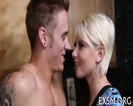 Shaved Pussy Is Annihilated - scene 3