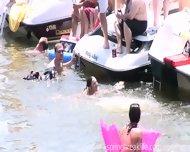 Party Cove Uncensored - scene 4
