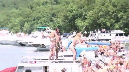 Party Cove Uncensored - scene 7