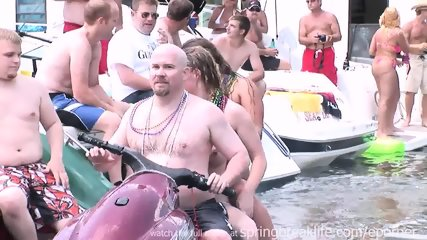 Party Cove Booze Cruise