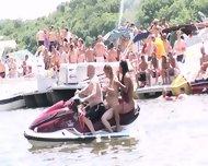 Party Cove Booze Cruise - scene 12