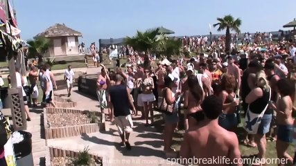 Spring Break Beach Party - scene 5
