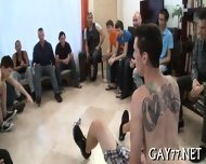 Horny Gay Boys At Party - scene 1