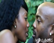 Black Dick For White Gal - scene 5