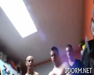 Provocative And Hot Orgy Party - scene 1