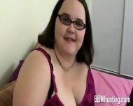 Got Myself A Horny Bbw To Fuck - scene 6