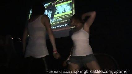 Club Girls Kissing - Short - scene 8