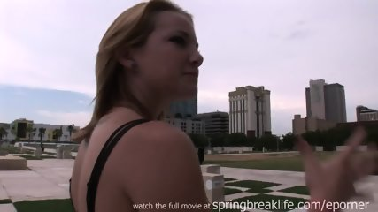 Getting Naked Downtown - scene 12