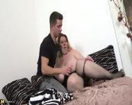 Big Mommy Takes Dick - scene 3